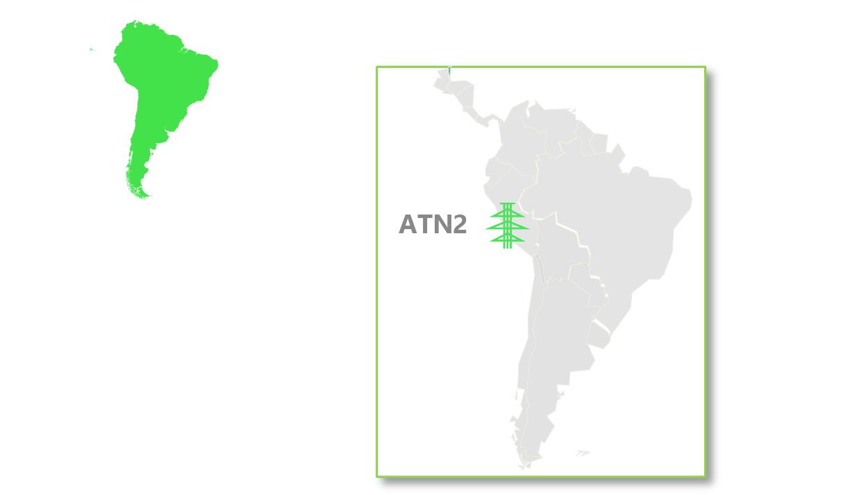 ATN 2 is located in Peru