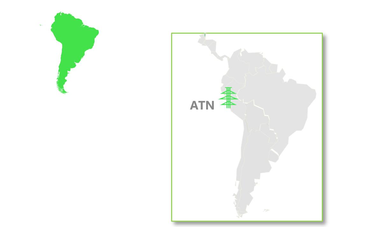 ATN is located in Peru