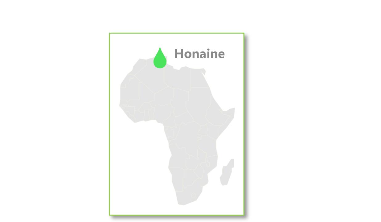 Honaine is located in Algeria